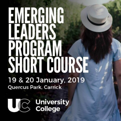 Emerging Leaders Short Course