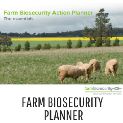 Farm Biosecurity Planner