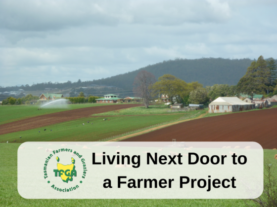 Tfga Living Next Door To A Farmer Project